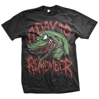 A Day To Remember: Gatorvicious T-Shirt (Black)