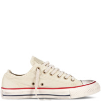 Converse - Chuck Taylor Washed Canvas - Low - Off White