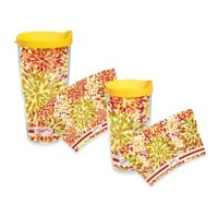 Tervis® Calypso Sunny Fiesta® Wrap Tumblers with Lid