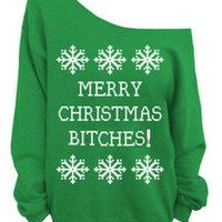 PEAPIX3 Christmas Print Plus Size Ugly Christmas Sweater Hoodies [4918513092]
