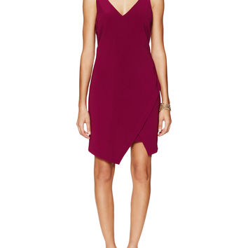 Jay Godfrey Women's Harding Asymmetrical Dress