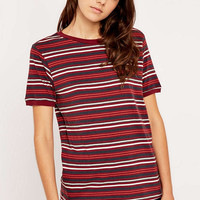 BDG Boy Stripe Tee - Urban Outfitters