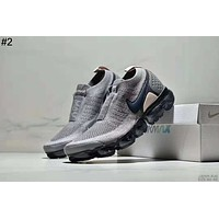 Nike Air Vapormax Moc 2 Tide brand shock-absorbing lace-free air cushion running shoes #2