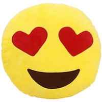 EMOJI HEART PILLOW