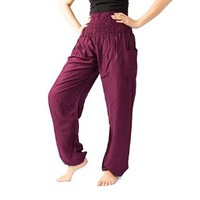 Women Trouser Pants Yoga Pants Hippie Clothes Maxi Pants Bangkok Pants