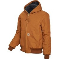 Academy - Carhartt Men's Duck Active Quilted Flannel Lined Jacket