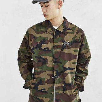 Vans Torrey Camo Coaches Jacket
