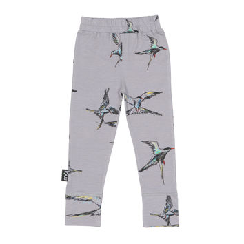 Moi Grey Raven Leggings