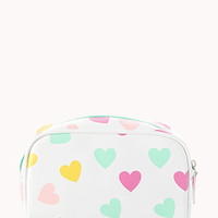 Crazy Hearts Midsize Cosmetic Bag