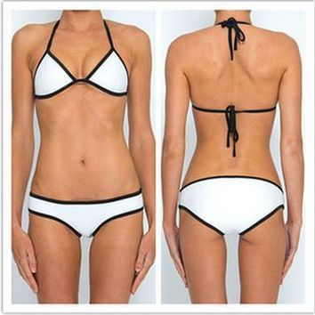 Swimsuit Hot Beach Sexy New Arrival Summer Rubber Swimwear Bikini [6047437505]