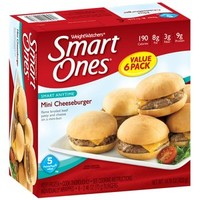 Walmart: Weight Watchers Smart Ones Smart Anytime Mini Cheeseburger, 14.76 oz