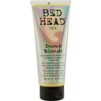 BED HEAD by Tigi DUMB BLONDE RECONSTRUCTOR 6 OZ