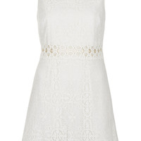 Petite 60s Lace Panel Dress - New In This Week - New In - Topshop