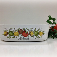 Vintage Corning Ware Spice of Life Casserole by vintage19something