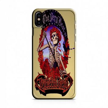 Grateful Dead (very best of) iPhone X Case