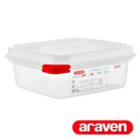 03023 GN1/6 PP airtight container 1.1L