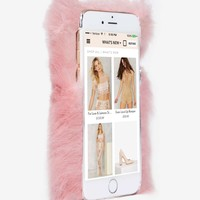 Skinnydip London Candy Fur iPhone 6/6s Case