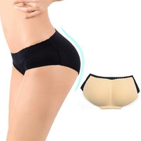 Women Girls Underwear Butts enhancer Bottom Booster Hip Shapers Seamless Panty Padded Shaper Breathable fabric Various Size