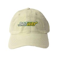 Adjustable Stone Adult Datway Embroidered Deluxe Dad Hat