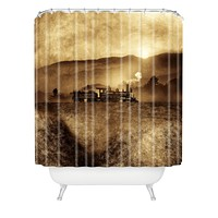 Viviana Gonzalez Chapter II Shower Curtain