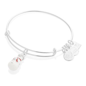 Snowman Charm Bangle | Toys For Tots