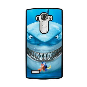 finding nemo fish disney lg g4 case cover  number 2