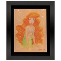 Disney Limited Edition ''Ariel'' Giclée on Canvas | Disney Store