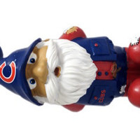 "Chicago Cubs Garden Gnome - 8"" Stumpy"