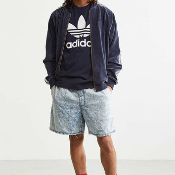 BDG Acid Wash Denim Volley Short - Urban Outfitters