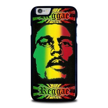 bob marley rasta iphone 6 6s case cover  number 1