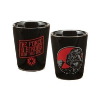 Darth Vader Ceramic Shot Glass