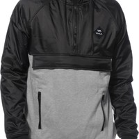 RVCA Function Anorak Tech Fleece Jacket