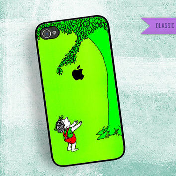 iPhone 5 Hard Case The Giving Tree Phone Case iPhone 4/4s
