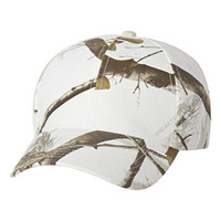 WearDgo Licensed Camo Hunting Caps Realtree AP White