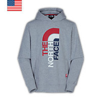 BOYS' INTERNATIONAL PULLOVER HOODIE