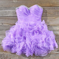 Spool Couture Wild Lavender Dress