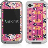 Patterns - Aztechno Melon - skin for Lifeproof iPhone 4/4s Case