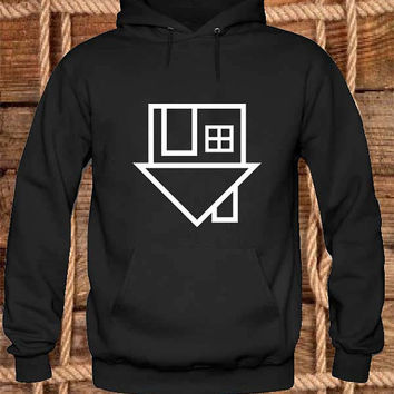 The Neighbourhood Hoodies Hoodie Sweatshirt Sweater Shirt black white and beauty variant color Unisex size