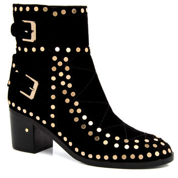 Laurence Dacade Black Studded Gatsby