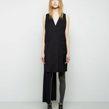 Combo Vest Dress  by MM6 by Maison Martin Margiela