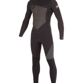 Men's Quiksilver Syncro GBS 4/3mm Back Zip