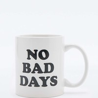 No Bad Days Mug - Urban Outfitters