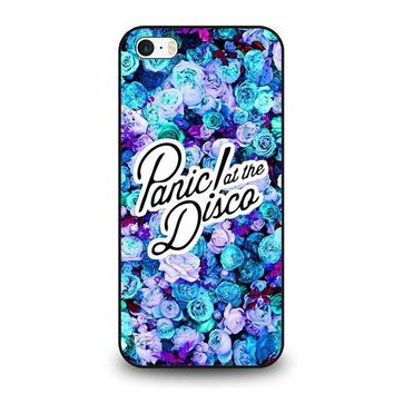 PANIC AT THE DISCO iPhone SE Case Cover