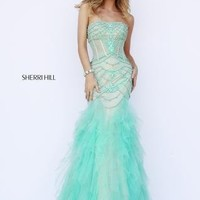 Sherri Hill 11227 Sherri Hill Delaware Prom Gowns Prom Dresses Bridal Gowns Wedding Gowns Cocktail Dresses Ball Gowns