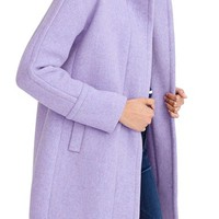 J.Crew Stadium Cloth Cocoon Coat (Regular & Petite) | Nordstrom