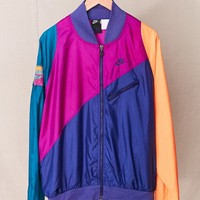 Vintage Nike Neon Flight Windbreaker Jacket - Urban Outfitters