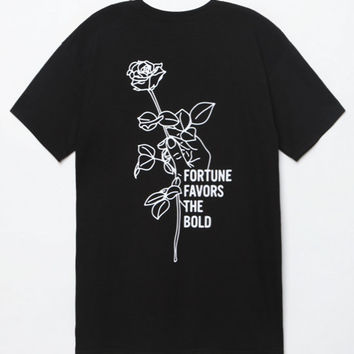 6046437d HUF Fortune Favors T-Shirt at PacSun.com from PacSun | errr thing