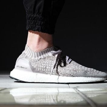 Adidas Ultra Boost Uncaged Charcoal Gray