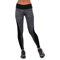 Slimming Look Stretchable Workout Leggings