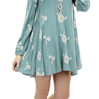 free people | embroidered emma dress
